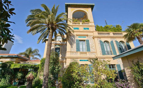 Let's Snoop around F. Scott Fitzgerald's Art Deco French Villa | Vintage and Retro Style | Scoop.it