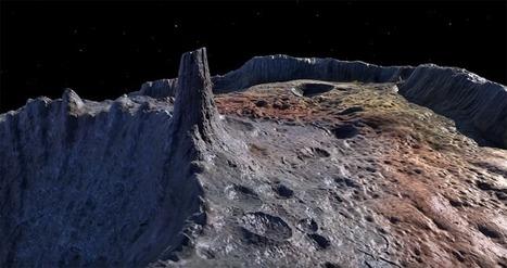La NASA da luz verde a la misión para explorar Psyche, un misterioso asteroide completamente metálico | Universo y Física Cuántica | Scoop.it