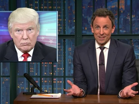 Seth Meyers: Trump's 'Hamilton' feud is distracting us from the real news about him | Chief People Officers | Scoop.it