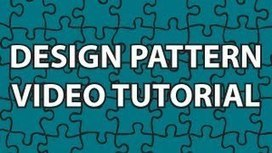 Design Patterns Video Tutorial - YouTube | Software craftmanship, Systems & Agile | Scoop.it
