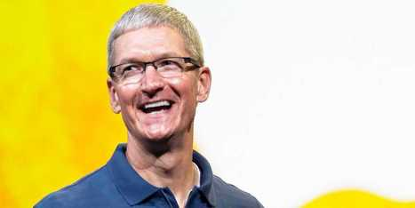 REPORT: Apple Is Getting Ready To Turn Your iPhone Into The Remote Control Of Your Entire House   Emprendimientos Agiles   Scoop.it