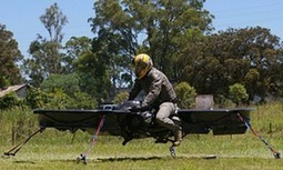 US Military to develop Star Wars-style hoverbikes   Technology in Business Today   Scoop.it