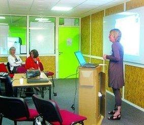Travail collaboratif : un tiers d'entreprises auboises déjà converties - L'Est Eclair   le web london 2012   Scoop.it