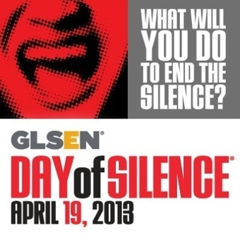 Stop The Hate - Day of Silence | Gay Entertainment | Scoop.it
