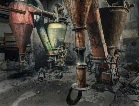 """MNACTEC: """"Passat Industrial: espais de l'oblit"""""""