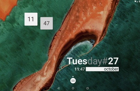Create your own display with Kustom Widget Maker | News we like | Scoop.it