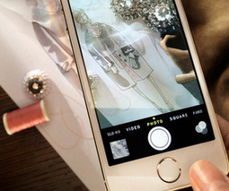 Burberry gets early access to iPhone 5s to film runway show | Gear, Gadgets & Gizmos | Scoop.it