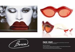 e8e8566ff6eb90 FACE à FACE Créateur de lunettes crée la lunette BOCCA pour le .