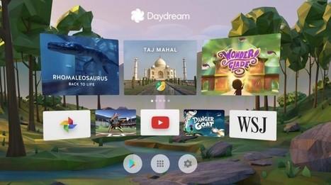 Ya a la venta la nueva plataforma de Realidad Virtual de Google   Innovación   Scoop.it