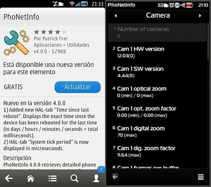 PhoNetInfo for Symbian smartphones updated to v4.0 | SymbianTweet | Nokia, Symbian and WP 8 | Scoop.it