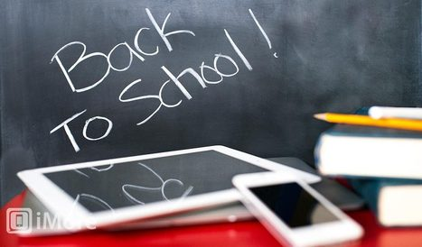 Best back-to-school apps for iPhone and iPad | iMore.com | threevee has class | Scoop.it