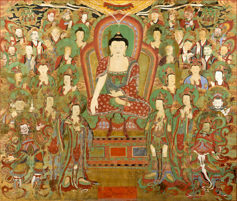 Great Disciples of the Buddha | promienie | Scoop.it