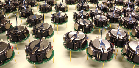A self-organizing thousand-robot swarm | Harvard School of Engineering and Applied Sciences | 'New Science' Leadership & Social Innovation | Scoop.it