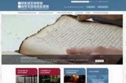 Un nouveau portail pour les Archives nationales | Rhit Genealogie | Scoop.it