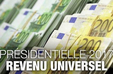 Hugo Décrypte… le revenu de base (et les candidats à la présidentielle qui y pensent) | Vers une nouvelle société 2.0 | Scoop.it
