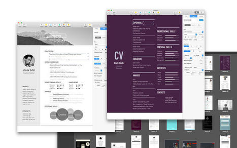 Resume Templates For Pages 2016 For Mac | Free