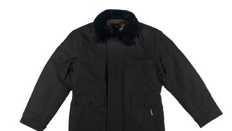 Own William Gibson's bomber jacket! | Vidi Fashion Factory (VIFF) | Scoop.it