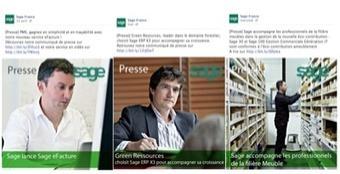Quelles différences de ligne éditoriale entre Facebook et Twitter pour le Community Manager ? | conseils web | Scoop.it