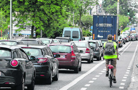 Elk jaar 52 uur in de file in Gent - Het Nieuwsblad | Gent | Scoop.it