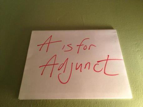 A is for Adjunct, Part 1 | A is for Adjunct | Scoop.it