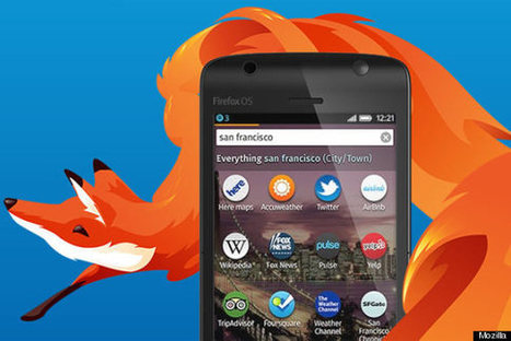 How Firefox OS Might Change The World - From The Bottom Up | leapmind | Scoop.it