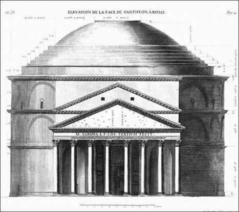 ANCIENT ROMAN ARCHITECTURE AND BUILDINGS - World Topics | Facts and Details | Ancient World Civilizations (cont.) | Scoop.it
