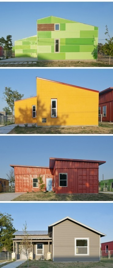 Green Architecture: Student Designs for Low-Income, Sustainable Housing | FASHION & LIFESTYLE! | Scoop.it