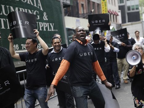 California labor commission rules Uber drivers are employees, which could clobber the $50 billion company | I work on the Interwebs | Scoop.it