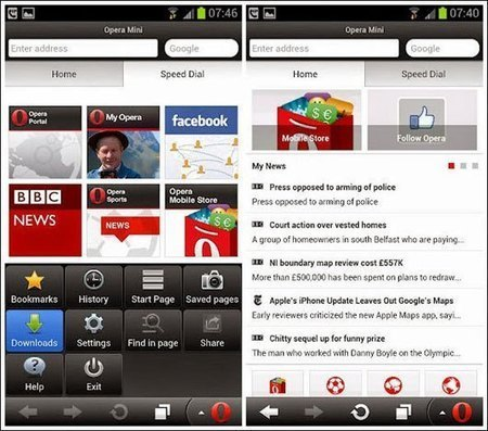opera mini apk download latest version