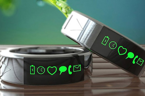 Quieres un nuevo SmartWatch? Espera. ¿Por qué no un anillo inteligente en su lugar? | Entrepeneur | eSalud Social Media | Scoop.it