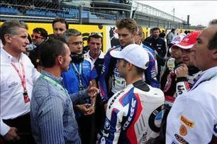Poll   Was Race Direction right to cancel racing at Monza?    Crash.Net   Ductalk Ducati News   Scoop.it