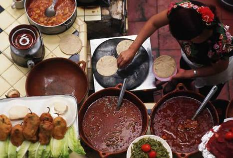 Cocina Tradicional Mexicana   Delicias de la Comida Prehispanica   Scoop.it