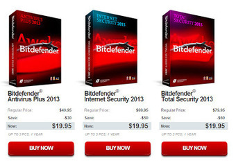 [Discount] Bitdefender 2013 50% OFF all product | Free license for you | Bitdefender 2013 | Scoop.it