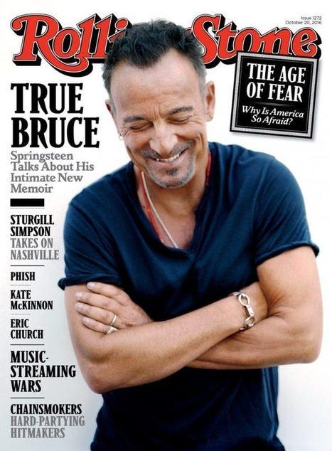 Connaissez-vous le  « Springsteen paradox »? - le Blog Bruce Springsteen | Bruce Springsteen | Scoop.it