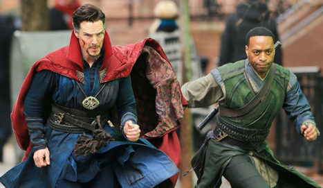 'Doctor Strange' Was The Most Okay Movie Of2016 [Opinion] | Comic Book Trends | Scoop.it