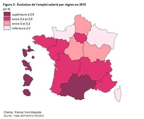 L'Occitanie, première région créatrice d'emplois en France | fpc : éducation, emploi, formation | Scoop.it
