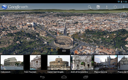 Managing KML and KMZ files on mobile devices | Google Earth Blog | Digital Humanities and Linked Data | Scoop.it