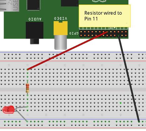 Scratch GPIO Version 2 - Introduction for Beginners | Arduino, Netduino, Rasperry Pi! | Scoop.it