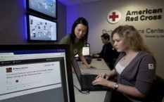 Red Cross Launches Social Media Disaster Response Center | The Good Scoop | Scoop.it