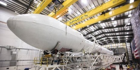 SpaceX gets ready to return to flight amid revelations about rocket finances | New Space | Scoop.it