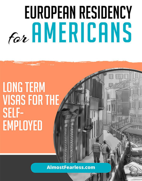 European Residency for Americans (Free) Ebook is Here! | Just French it | Scoop.it