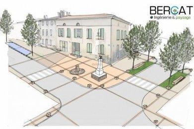 La commune veut donner du caractère au centre-bourg | Développement en Val de Garonne | Scoop.it