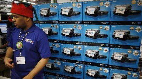Nintendo Wii U sales top 400,000 consoles in first week   Digital Television Futures   Scoop.it