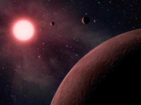 The Genesis project—new life on exoplanets | SCIENCE NEWS | Scoop.it