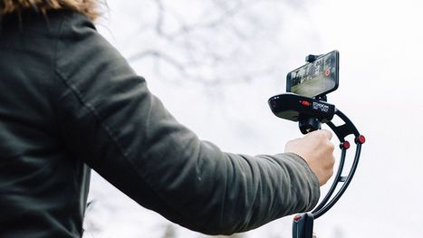The Steadicam Volt is a camera stabilizer for your smartphone | iPhoneography-Today | Scoop.it