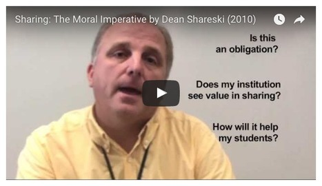 Is Sharing Still a Moral Imperative? | Ideas and Thoughts @shareski | iPads, MakerEd and More  in Education | Scoop.it