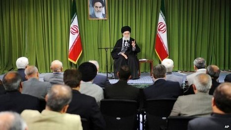 Iran 'won't give up nuclear plans' | It Comes Undone-Think About It | Scoop.it