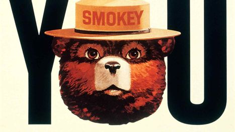 Smokey Bear turns 70, but don't bring candles | Troy West's Radio Show Prep | Scoop.it