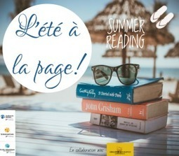 L'été à la page | Médiathèque SciencesCom | Médiathèque SciencesCom | Scoop.it