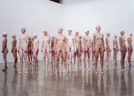 Vanessa Beecroft, el desnudo es la acción artística - Cultura Colectiva | Arte | Scoop.it